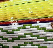 Paris - Subway. by Jean-Luc Rollier