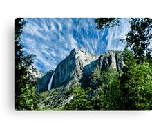 Upper Yosemite Falls Canvas Print