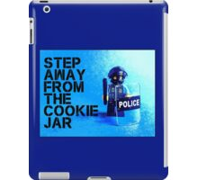 Step away from the cookie jar, by Tim Constable iPad Case/Skin