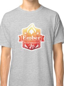 Pokemon - Ember Heating Services (Distressed) Classic T-Shirt