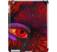 Contemplation of an alien nature iPad Case/Skin