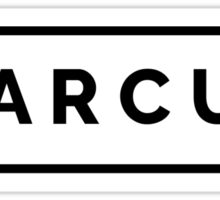 NARCUS - [TRXYE Inspired] - Marcus Butler & Niomi Smart Sticker