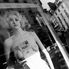 Paris, forbidden ways. by Jean-Luc Rollier