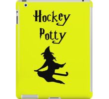 Hockey Potty! iPad Case/Skin