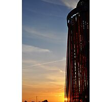 The Ribbon Tower Photographic Print