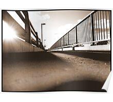 Berri/Loxton Bridge Poster
