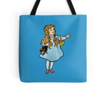 Vintage Wizard of Oz Dorothy Tote Bag