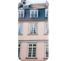 Pink Building Facade iPhone Case/Skin