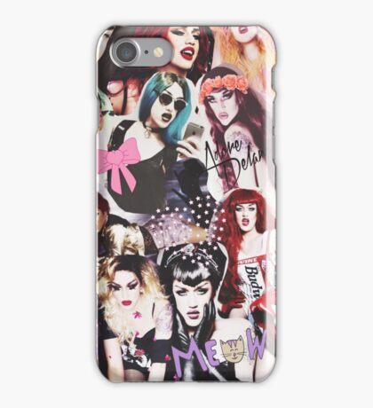 Adore Delano Collage iPhone Case/Skin