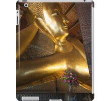 Reclining Buddha in Bangkok iPad Case/Skin