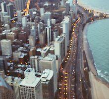 City Nights #3 by ALICIABOCK