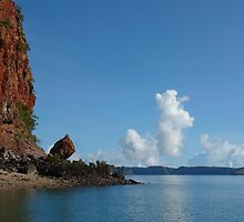 The stunning scenery of Talbot Bay by georgieboy98