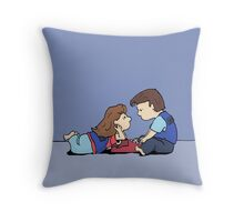 story time   Throw Pillow