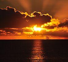 Sunset Glow by Coralie Plozza