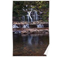 """Liffey Falls @ 33mm"" Poster"