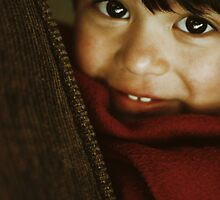 Peek-a-boo by Avena Singh