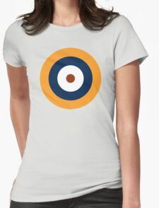 British Roundel WW2 Womens Fitted T-Shirt