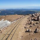 Cog Railway by Richard Williams