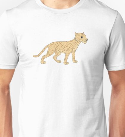 Spotted Big Cat Unisex T-Shirt