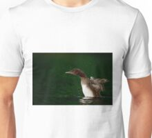 Loon Chick 10 Unisex T-Shirt