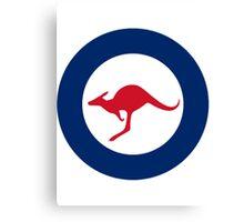 Australian Roundel WW2 Canvas Print