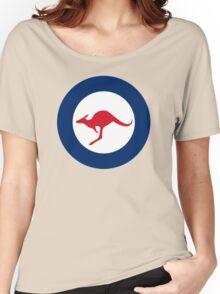 Australian Roundel WW2 Women's Relaxed Fit T-Shirt