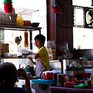 Noodle Vendor, Kuala Lumpur, Malaysia by Ashlee Betteridge