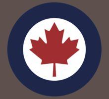 Canadian Roundel WW2 by DarkHorseDesign