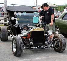 1927 Ford T Bucket by HALIFAXPHOTO