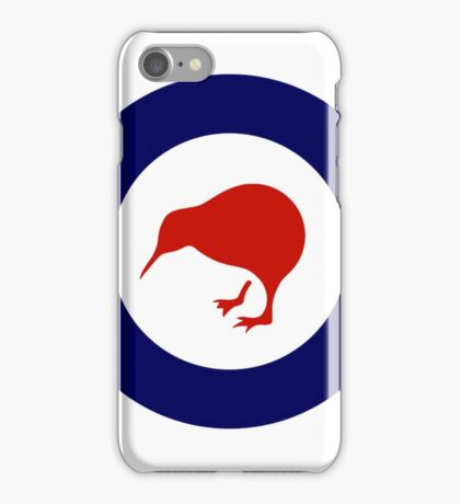 New Zealand Roundel WW2 iPhone Case/Skin