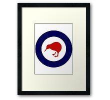 New Zealand Roundel WW2 Framed Print