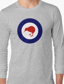 New Zealand Roundel WW2 Long Sleeve T-Shirt