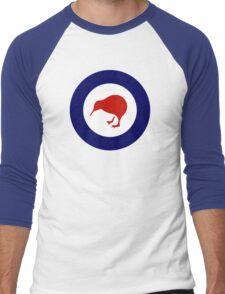 New Zealand Roundel WW2 Men's Baseball ¾ T-Shirt