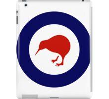 New Zealand Roundel WW2 iPad Case/Skin