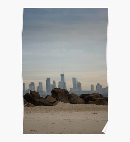 SURFERS PARADISE , QUEENSLAND Poster