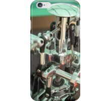 RC Helicopter Gears iPhone Case/Skin