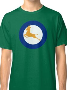 South African Roundel WW2 Classic T-Shirt