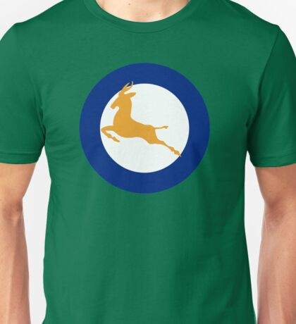 South African Roundel WW2 Unisex T-Shirt