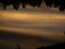Ripples in the Sunset Reflections by barnsis