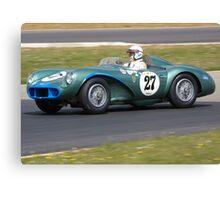 1956 Aston Martin DB3S Canvas Print