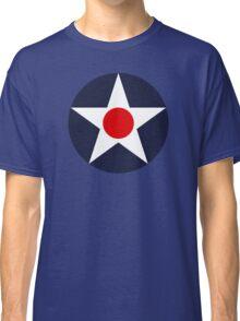 United States Roundel WW2 Classic T-Shirt