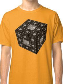 Menger Sponge (inverted) Classic T-Shirt