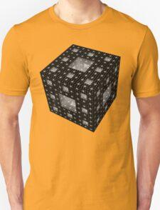 Menger Sponge (inverted) T-Shirt