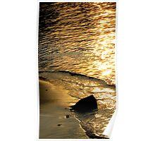 Golden Sundown Poster