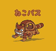 Nekobus by Tokyo3000