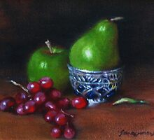 Three Minute Pear by Howard Searchfield