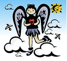 Angelique by elledeegee