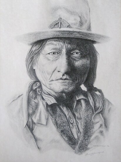Chief Sitting Bull by Howard Searchfield