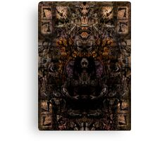 The Devil Canvas Print