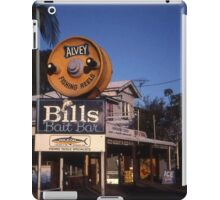 Big Reel, Maroochydore, Queensland, Australia 2000 iPad Case/Skin